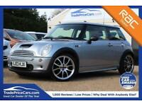 2003 03 MINI HATCH COOPER 1.6 COOPER S JOHN COOPER WORKS 3D 161 BHP