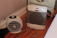 Two Heaters
