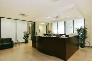 FULLY FURNISHED OFFICE AVAILABLE IN MARKHAM! CALL TODAY