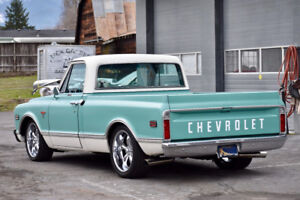 1967 to 1972 CHEVY C10 TAILGATE and other parts