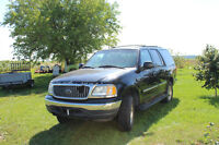 2002 Ford Expedition EPT SUV, Crossover
