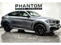 2016 66 BMW X6 3.0 XDRIVE30D M SPORT 4D 255 BHP DIESEL