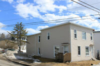 RENT in DUPLEX  - WEST SJ - FUNDY HEIGHTS - ALL INCL