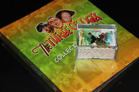 THE THREE STOOGES-COLLECTION-CARTES/CARDS-ALBUM+BASE SET