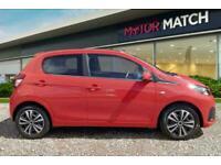 2015 Peugeot 108 ACTIVE TOP Hatchback Petrol Manual