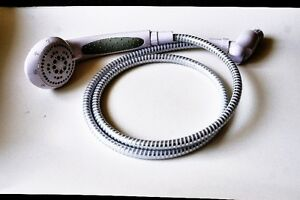 OVERHEAD SHOWER HOSE flexible with adjustible settings