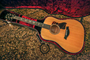 2015 Taylor 610e First Edition
