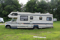REDUCED PRICE - 1989 Glendale Royal Classic - 28 feet
