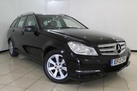 2013 13 MERCEDES-BENZ C CLASS 2.1 C220 CDI BLUEEFFICIENCY EXECUTIVE SE 5DR 168 B