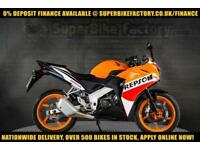 2015 65 HONDA CBR125 R 125CC 0% DEPOSIT FINANCE AVAILABLE