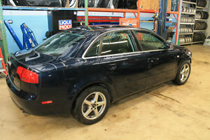 PARTING OUT AUDI A4 2007, 3.2 Automatic, AWD 126K