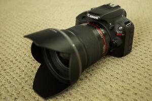 Small DSLR Camera