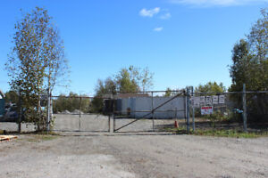 25 HEINO RD 'A' - LIGHT INDUSTRIAL YARD SPACE FOR LEASE