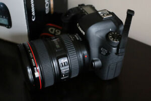 Like new: Canon EF 24-105mm f/4L IS USM Lens