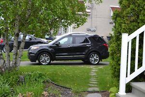2013 Ford Explorer Limitée VUS