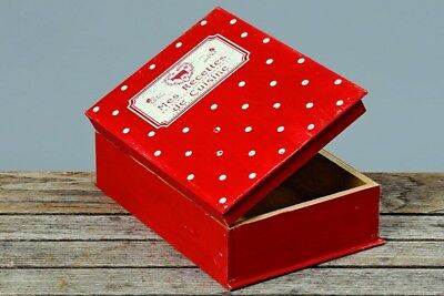 Recipe Box, used for sale  Shipping to Ireland