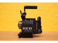 RED Epic MX PL Mount Camera