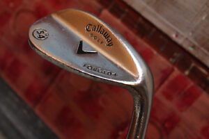 Callaway V Forged Chrome Gap Wedge 54* Right Hand