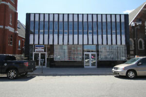 Downtown Commercial Building For Sale - Larch Street