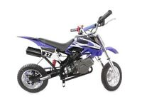 2017 kids mini moto dirt bike pocket bike scrambler! BLUE