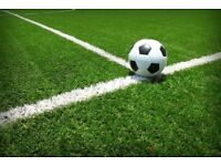 NEW PLAYERS NEEDED, WEEKLY 7 A SIDE FOOTBALL