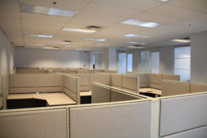 Moving sale! Office Cubicles/dividers for sale! $200