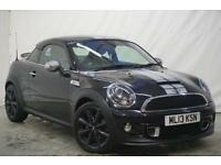 2013 MINI Coupe COOPER S Petrol black Manual