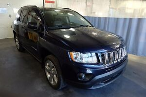 Jeep Compass 4WD LIMITED CUIR MAGS A/C 2012