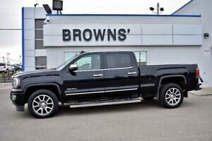 2016 GMC Sierra 1500 Denali - W/Heated & Cooled Leather Seats
