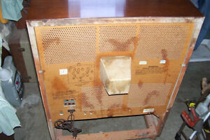 VERY VERY RARE ADDISON 1950S TELEVISION FOR RESTORATION Windsor Region Ontario image 4
