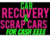 SCRAP MY CAR LONDON & CAR DELIVERY LONDON / CAR RECOVERY LONDON 24/7 CALL OUT SELL MY CAR LONDON