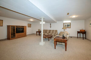 TASTEFULLY FINISHED SOUTH WINDSOR HOME WITH A BEAUTIFUL BACKYARD Windsor Region Ontario image 13