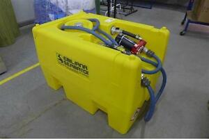 NEW ITALY TANK ON SALE !! 58 GALLON / 116 GALLON PORTABLE DIESEL FUEL TANKS TRANSFER FARM WITH PUMP & HOSE