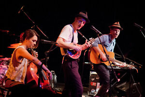 The Lumineers- GA PIT LEFT- Budweiser Gardens London- March 22