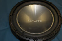 Kenwood KFC-W3012DVC 12-Inch 1400 Watt Max Power Dual Voice Coil