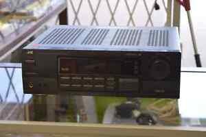 JVC RX-668V 100W 5.1 Surround A/V Control Receiver