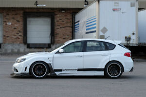 2011 Subaru WRX STI Hatchback Widebody