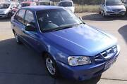 2000 Hyundai Accent Hatchback Beaconsfield Fremantle Area Preview