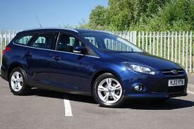 Ford Focus Zetec Tdci DIESEL MANUAL 2013/13
