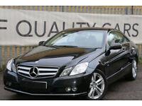 Mercedes-Benz E350 3.5 CGI Blue F 7G-Tronic SE Bargain priced