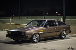 Old rwd corolla wanted! 74-87