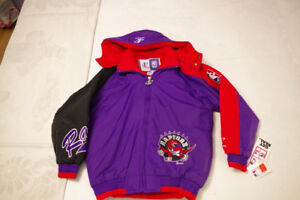 Toronto Raptors Youth Winter Jacket: Brand New w/Tags!