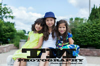 BOOK YOUR SUMMER FAMILY PHOTO SHOOT!!