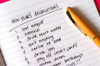 WORKSHOP Three Mistakes That Cause Your NY's Resolutions to Fail
