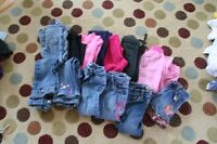 Girl clothes - size 4