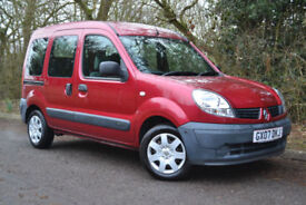 2007 Renault Kangoo 1.2 16v WheelChair Accessible £131 A Month £0 Deposit