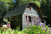 Dream House and Acreage for Sale - Terrace, BC