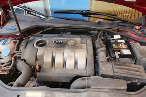 2006 Volkswagen Jetta Sedan Parts Car