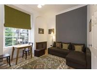Studio flat in Cartwright Gardens, Bloomsbury, London