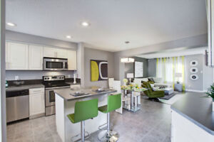 Why Rent When You Can Own! NO CONDO FEE! Townhouse in